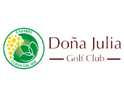 Doña Julia Golf Logo