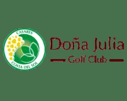 Doña Julia Golf Logo