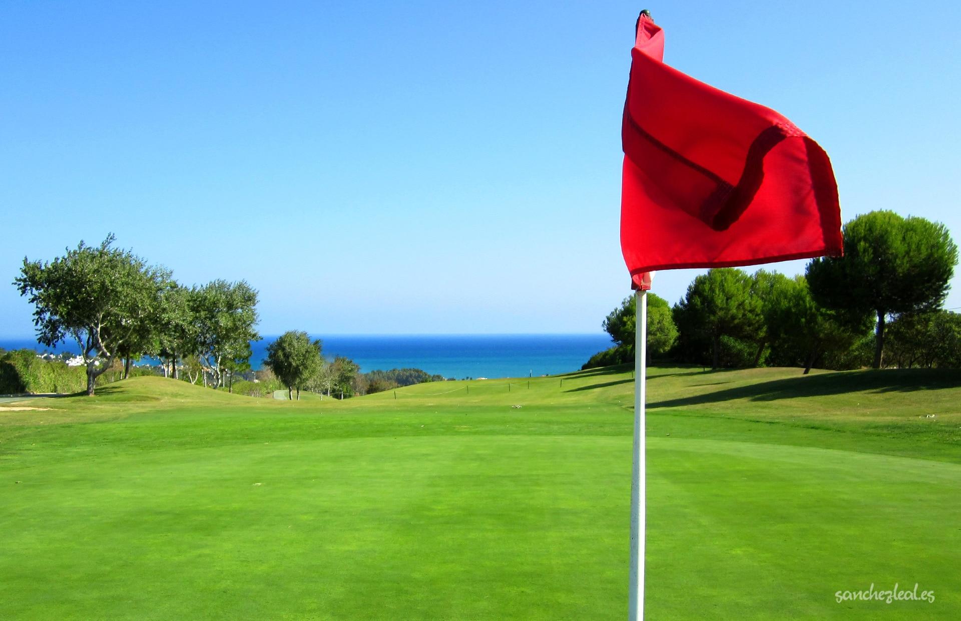 Golf Course - Doña Julia Golf CasaresDoña Julia Golf Casares