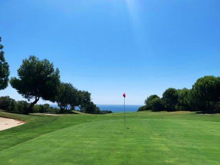 Golf en verano - Dona Julia