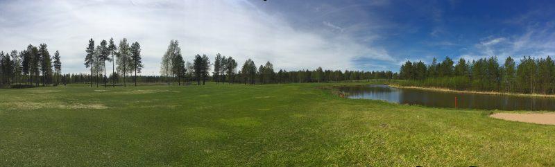 oulu golfkerho y Doña Julia Golf Club