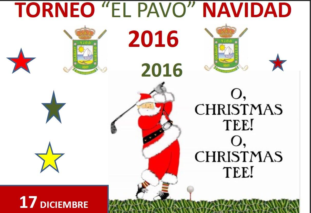 Torneo El Pavo Navidad Doña Julia