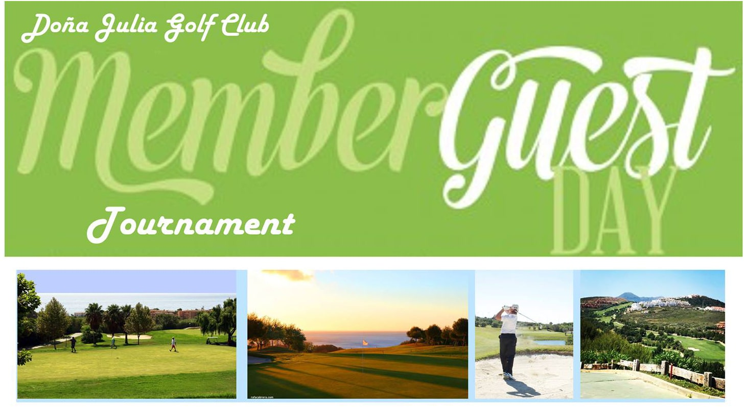 banner members & guest tournaments